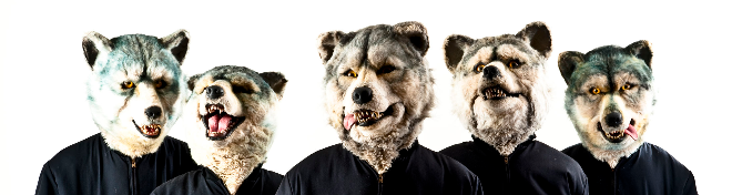 Get Off of My Way – Man With a Mission (Bass tab)